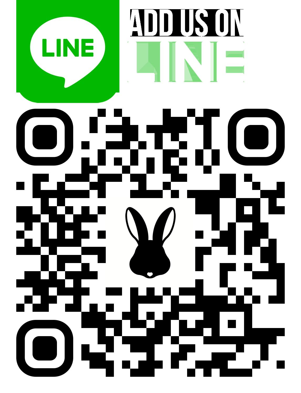 NICH Cosmetics LINE QR Code