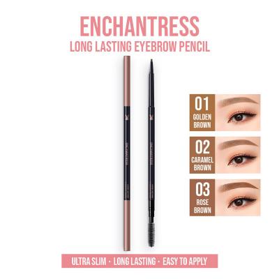 NICH Enchantress Long Lasting Eyebrow Pencil: best long wear, waterproof, smudge proof eyebrow pencil