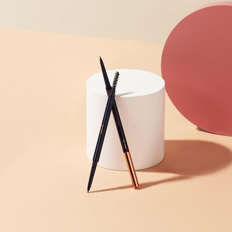 ดินสอเขียนคิ้วกันน้ำ NICH Perfect Eyes Enchantress Eyebrow Pencil